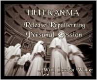 Nun Karma sessions with Carolyn Winter